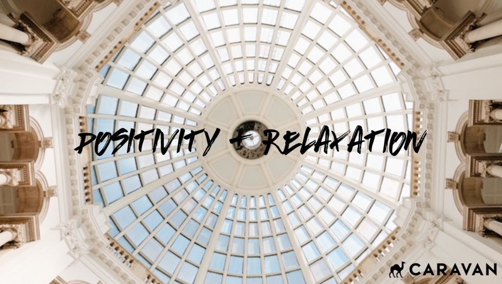 POSITIVITY & RELAXATION