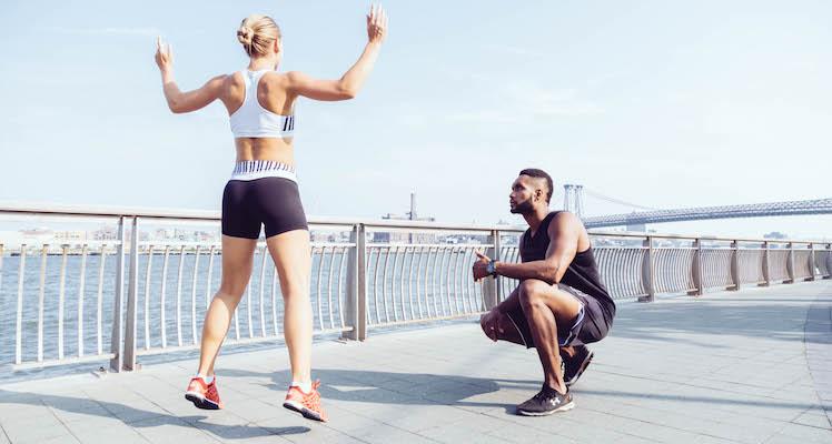 Personal Training + Pilates