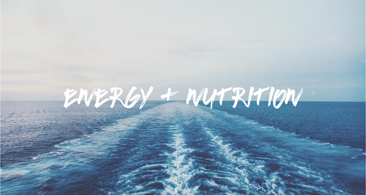 ENERGY & NUTRITION